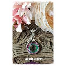 Rise of the Phoenix pendant necklace (Large)